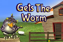 Gets the Worm